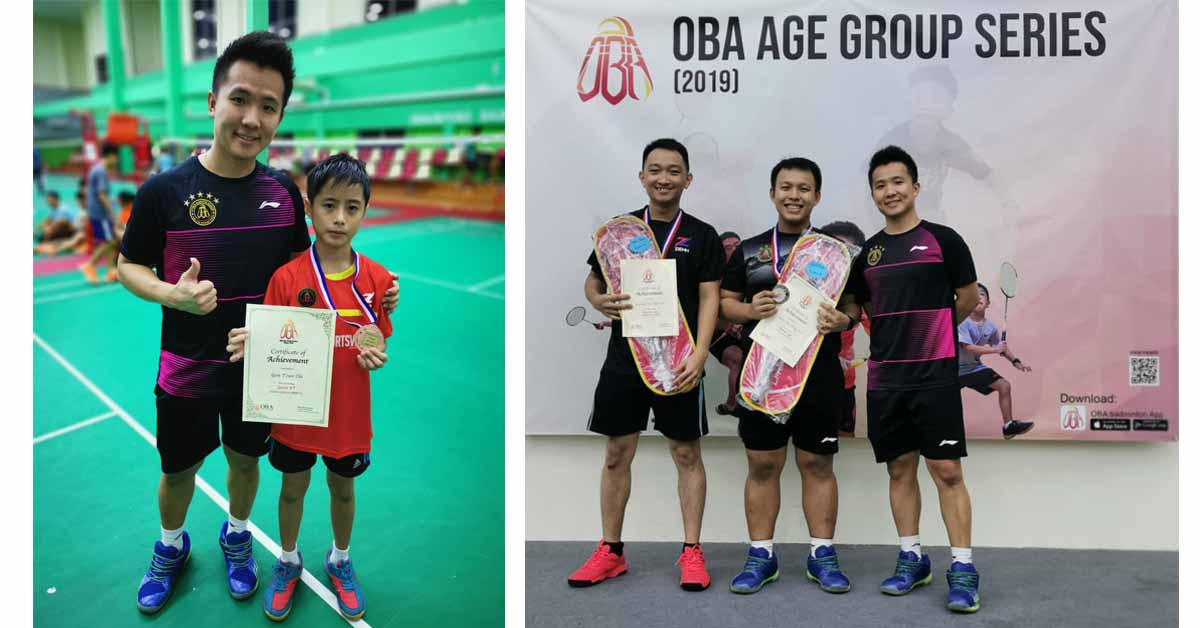 oba age group series