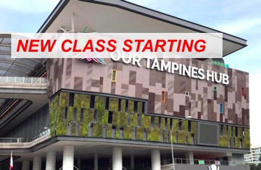 new class starting in tampines